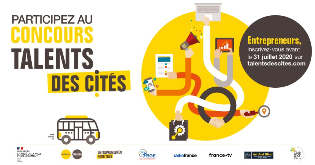 Concours Talents des Cités 2020